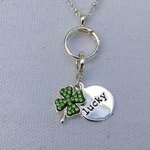 Jewelry - Lucky necklace.